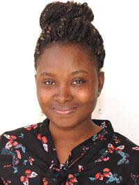 Mariama Nafi : boekhoudkundig medewerker